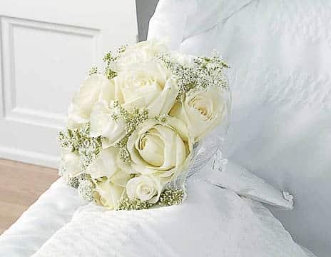 Casket-Flowers-32 Funeral Casket Flowers