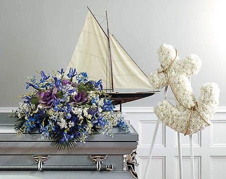 Casket-Flowers-34 Funeral Casket Flowers