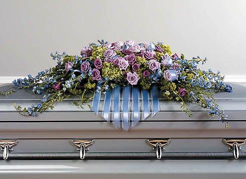 Casket-Flowers-35 Funeral Casket Flowers