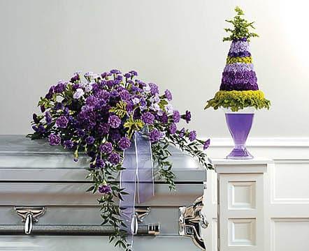 Casket-Flowers-36 Funeral Casket Flowers