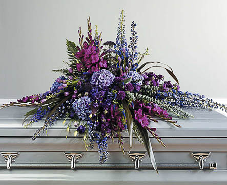 Casket-Flowers-38 Funeral Casket Flowers
