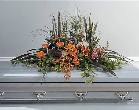 Casket-Flowers-4 Funeral Casket Flowers