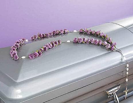 Casket-Flowers-40 Funeral Casket Flowers