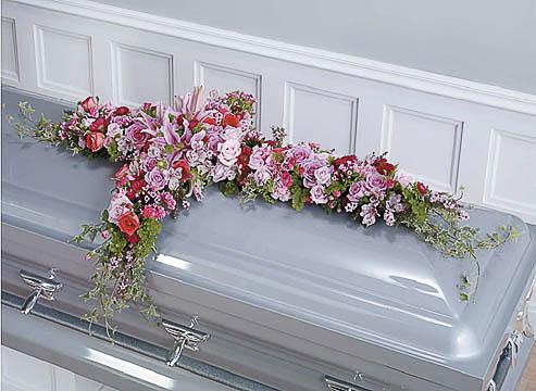 Casket-Flowers-43 Funeral Casket Flowers