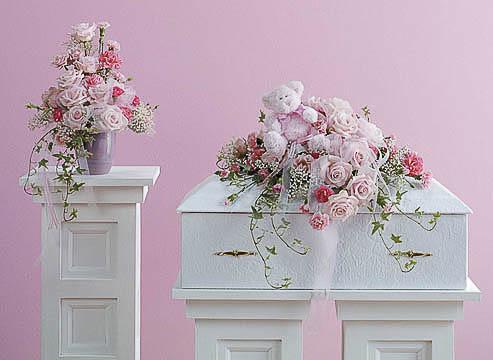 Casket-Flowers-45 Funeral Casket Flowers