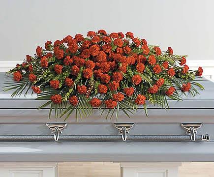 Casket-Flowers-49 Funeral Casket Flowers