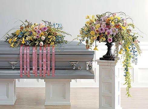 Casket-Flowers-9 Funeral Casket Flowers