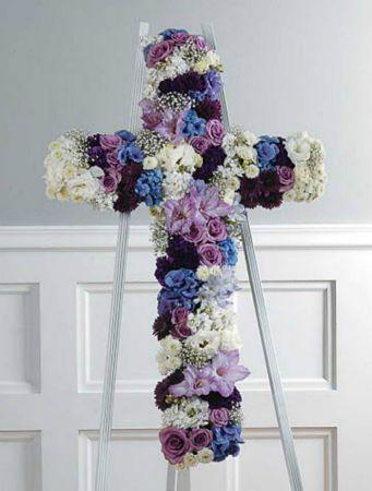 Sprays-27 Funeral Spray Flowers