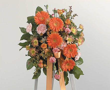 Sprays-3 Funeral Spray Flowers