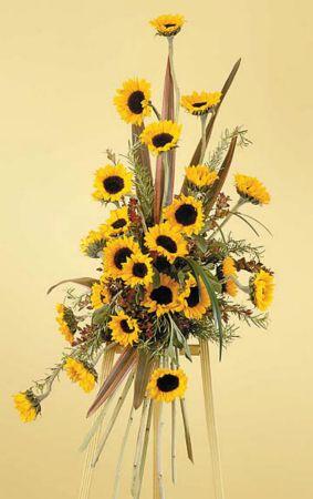 Sprays-5 Funeral Spray Flowers