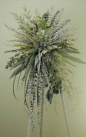 Sprays-9 Funeral Spray Flowers