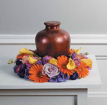 Urn-Tributes-14 Funeral Urn Tributes