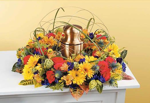 Urn-Tributes-4 Funeral Urn Tributes