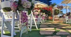 Should You Use Tall Wedding Ceremony And Reception Centerpieces