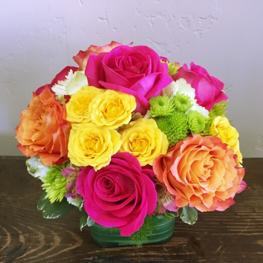 roses of all colors